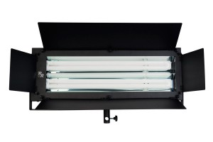 Люминесцентный светильник RusRay СВ 2-55 вид спереди